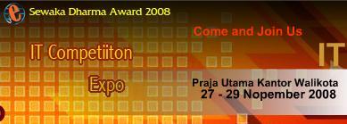 esewaka dharma award 2008