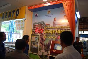 kios / outlet lowongan kerja di Tiara Dewata