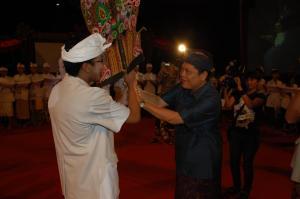 Walikota Denpasar Membuka Acara Deklarasi Kebangkitan Budaya Bali