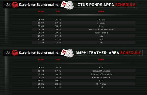 Soundrenaline 2009